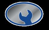 Maintenance Man - Logo